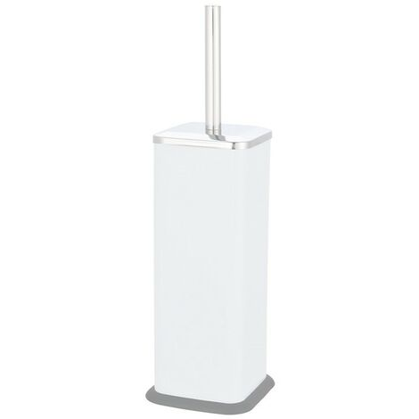 Axus Toilet Brush Holder - White