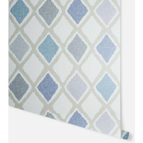 Ayat Blue Wallpaper - Arthouse - 907503