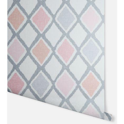 Ayat Blush Wallpaper - Arthouse - 907504