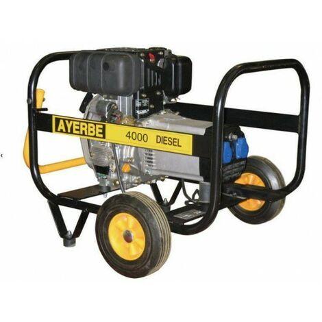 Ayerbe 4000 Diesel A/E Yanmar