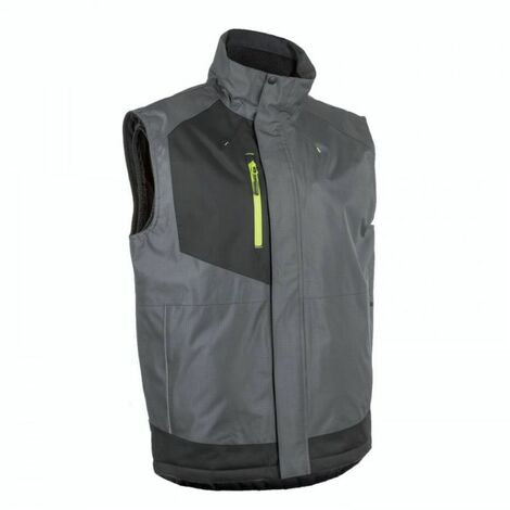 AZUKI GILET HOMME SANS MANCHE MULTIPOCHES Coverguard