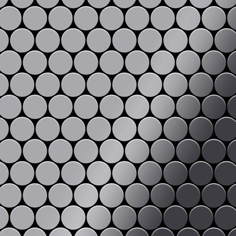 Azulejo mosaico de metal sólido Acero inoxidable Marine pulido espejo gris 1,6 mm de grosor ALLOY Dollar-S-S-MM 0,88 m2