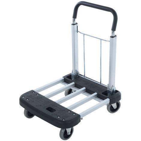 Folding Flat Bed Cart