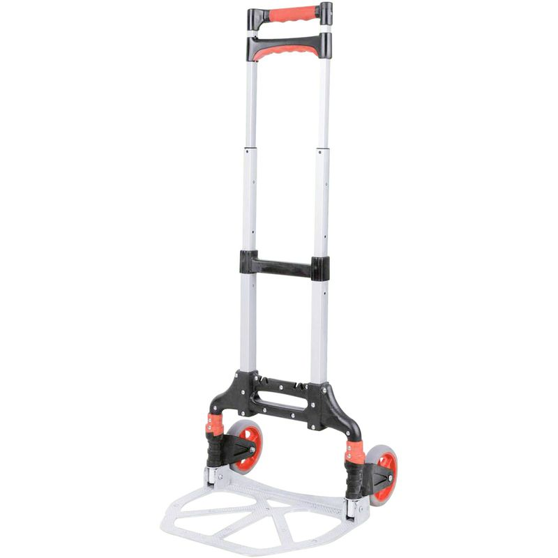 Image of Folding Luggage Cart - AZUMA