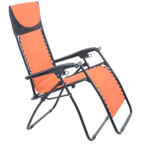 Azuma Padded Relaxer - Orange