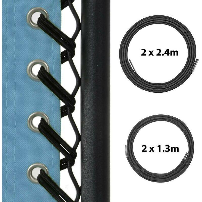 Image of Elastic Replacement (Black) - Azuma
