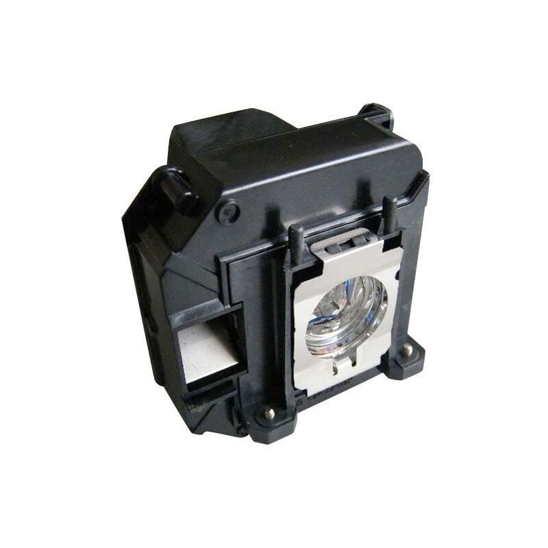Image of Beamer-Ersatzlampe für EPSON V11H447020 | Beamerlampe mit Gehäuse | Kompatibel mit EPSON ELPLP60, V13H010L60 - Azurano