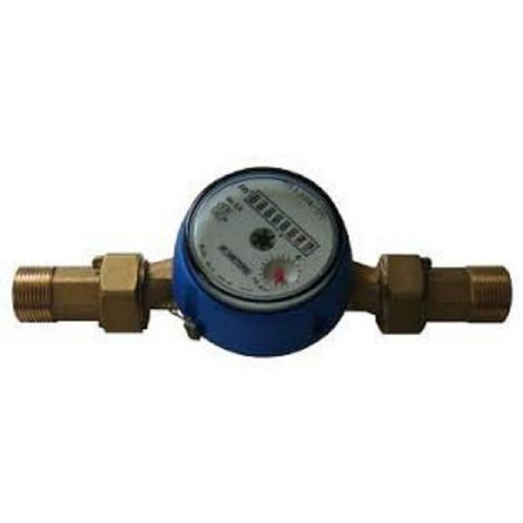 "B Meters GSD8 residential water counter 1/2"" Q3-2.5 L110 AFS 30"
