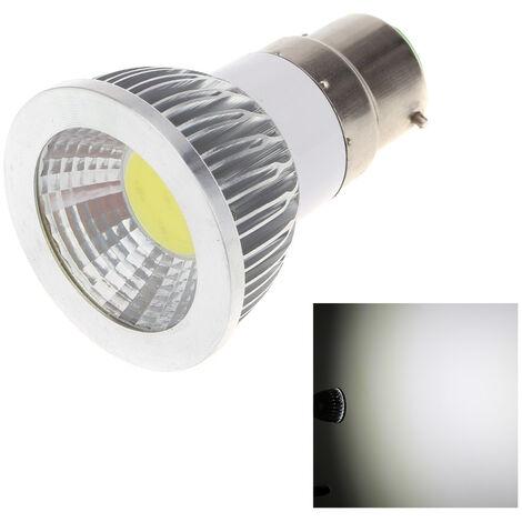 B22 5W Cob Led Ampoule De Lampe A Economie D'Energie Haute Puissance 85-265V £¬ Blanc