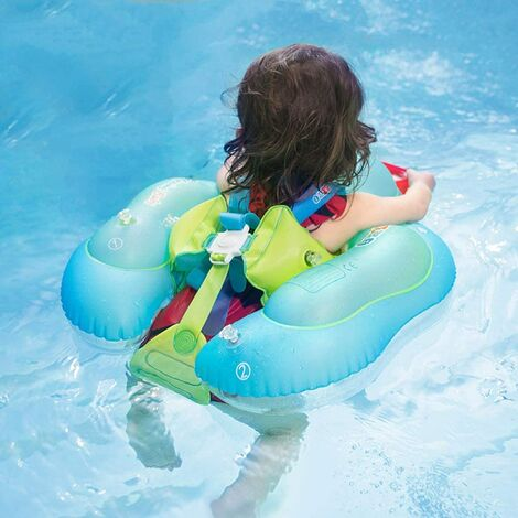 """main image of """"Baby Burner, Baby Pool Float, Inflatable Baby Swimming Inflatable Ring Float for Pool with (L-12-22KG"""""""