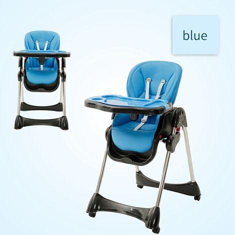 Baby High Chair BHC04 Blue
