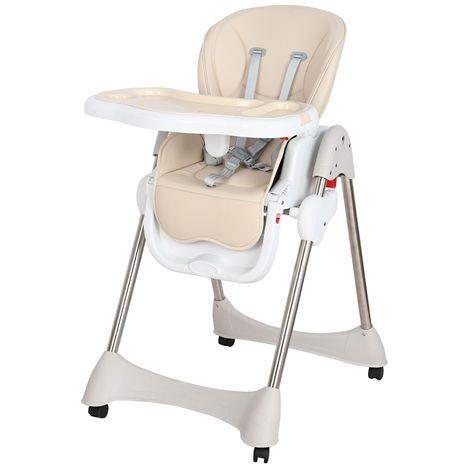 Baby High Chair BHC04 Cream