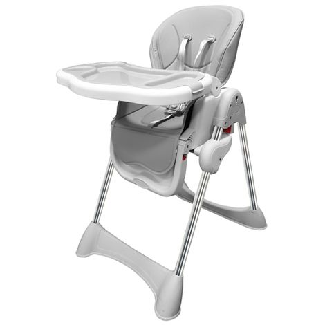 Baby High Chair BHC04 Grey
