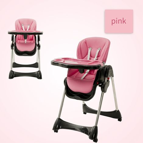 Baby High Chair BHC04 Pink