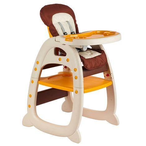 Baby Highchair 3in1 Beige