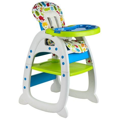 Baby Highchair 3in1 Green
