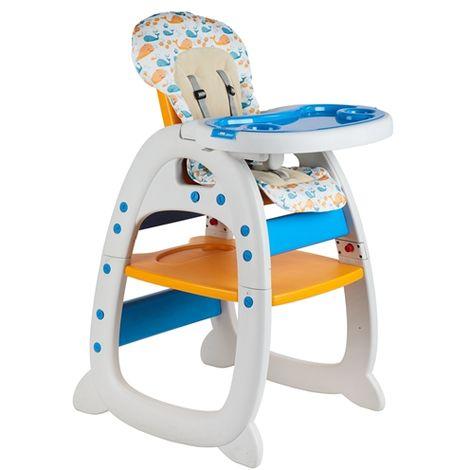 Baby Highchair 3in1 Orange