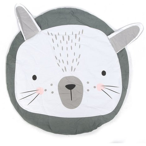 Baby Non-Slip Cotton Rabbit Floor Mat