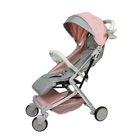 Baby Stroller BS03 Pink