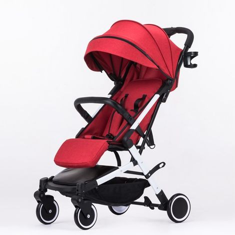 Baby Stroller BS03 Red