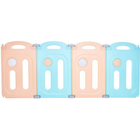 Baby Vivo Parc Bébé en Plastique Pliable Kory - Paquet Additionale