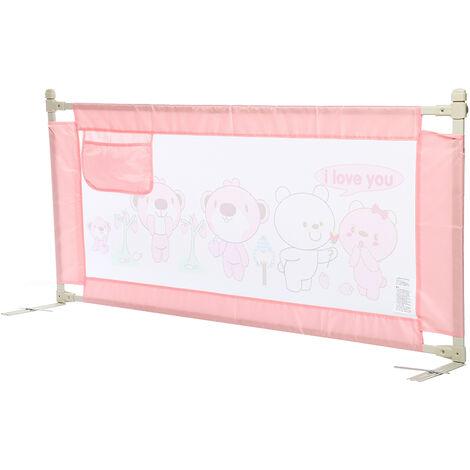 Babybettschiene Sicherheitstor 2 m