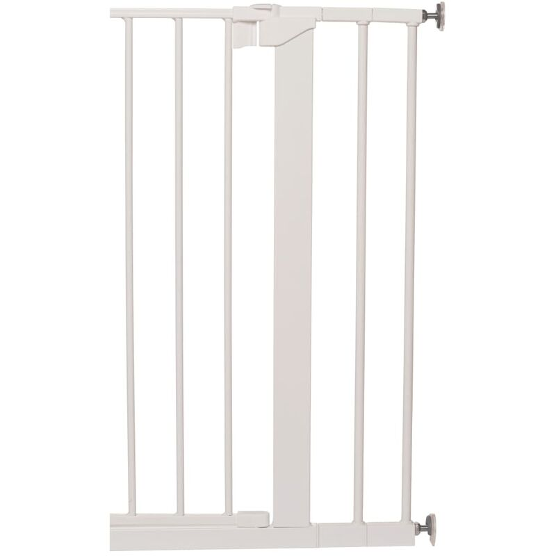 Image of Safety Gate Extension Set for Perfect Close 14 cm White - Babydan