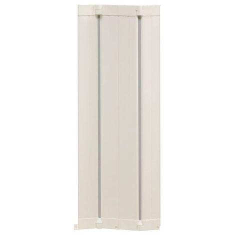 BabyDan Verlängerung für Türschutzgitter Extend-A-Guard Weiß 24 cm