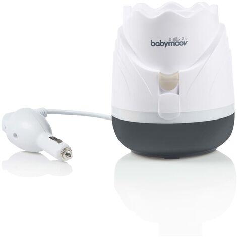 Babymoov Chauffe-biberon pour maison et voiture Tulip 300W/100W Blanc