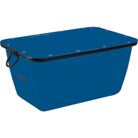 Bac à mortier 200 L, bleu grutables