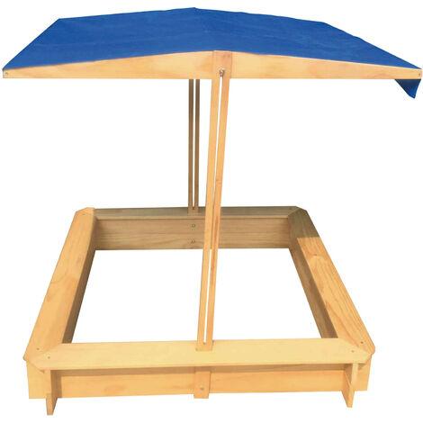bac sable enfants avec toit outdoor toys kj12104. Black Bedroom Furniture Sets. Home Design Ideas