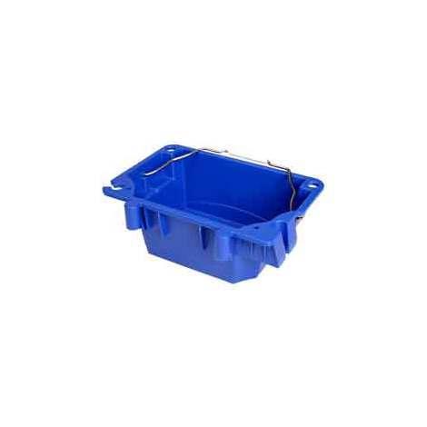 Bac bleu pour peinture 'MINI BAC LOCK-IN' pour escabeau Centaure SWING PRO- 382201 - -