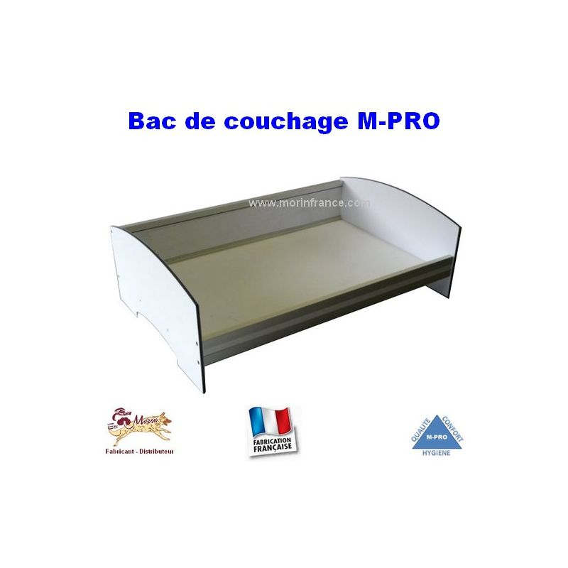 Bac de couchage pour chien Désignation : Bac couchage | Taille : 80 x 55 cm 105002 - M-pro