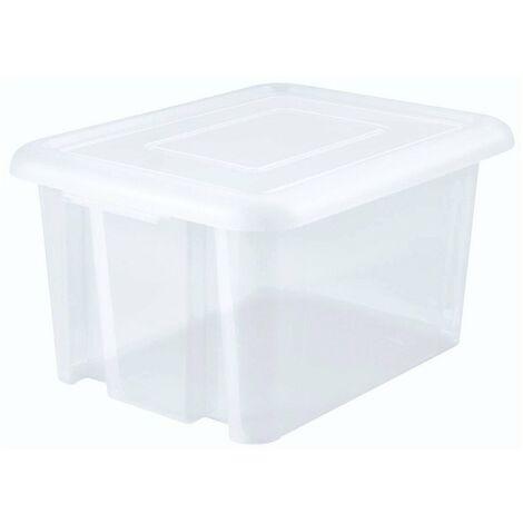 Bac Plastique Avec Couvercle A Prix Mini