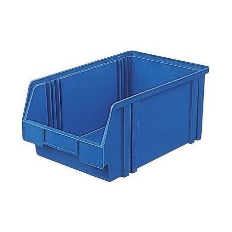 Bac de rangement LK 2 bleu 350/300x200x150 mm