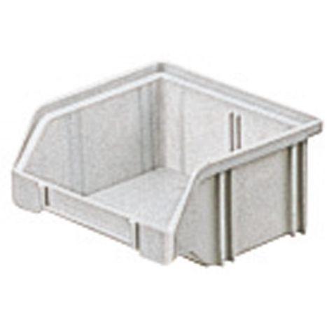 Bac de rangement LK 5 gris 85/ 65x105x 45 mm