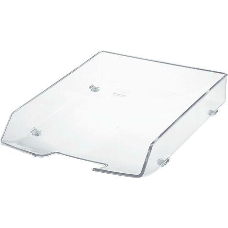 Bac de rangement pour courrier HAN Wave 1028-23 255x350x66mm transparent plastique DIN C4 Y23994