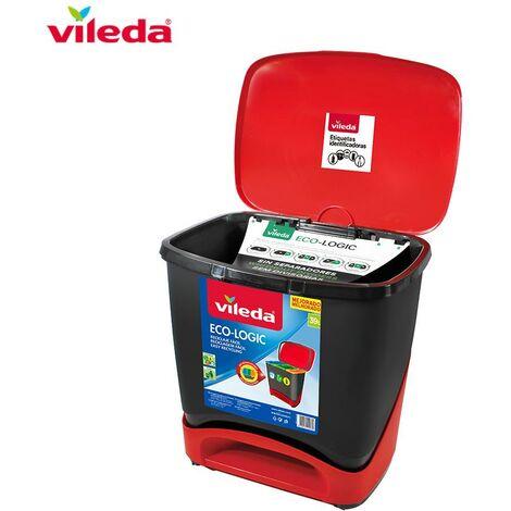 Bac de recyclage compact 142239 vileda EDM 77627