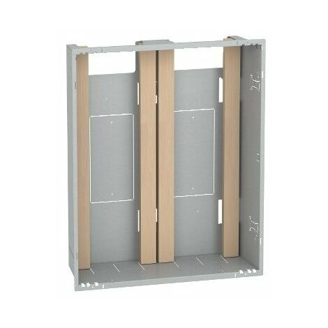Bac d'encastrement Resi9 - 2x13 modules - Hauteur 651mm