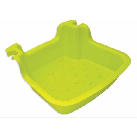 Bac pédiluve pour piscine à échelle - plusieurs coloris
