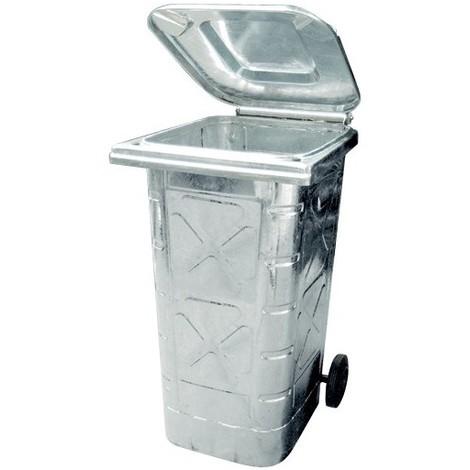 Bac poubelle galva 240 Liter