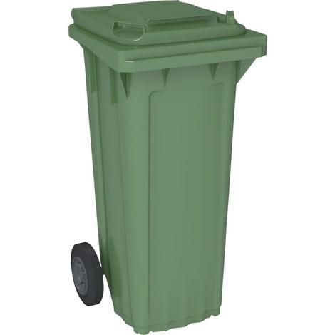 Bac poubelle WAVE 80-litres vert