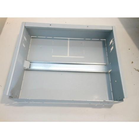 Bac technique métallique coffret de communication 250X310X70mm à encastrer SCHNEIDER ELECTRIC 13287