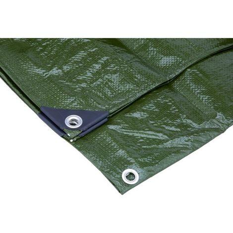 Bache 2x3m vert, 90gCircumPRO