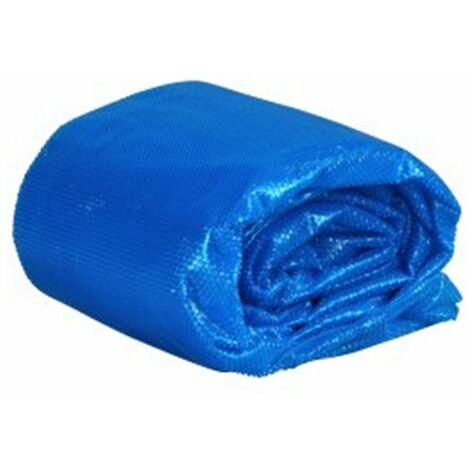 Bâche à bulles 300 microns compatible piscine CRISTALINE octo 404