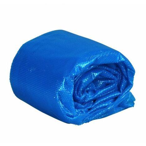 Bâche à bulles 400 microns compatible piscine CRISTALINE octo 404