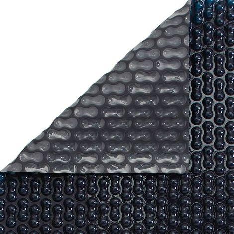 Bâche à bulles 500 microns Noir EnergyGuard