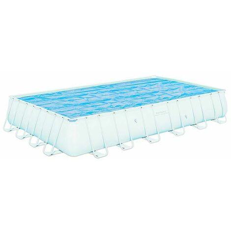 Bâche à bulles 703 x 336 pour Piscine Bestway Frame Pool