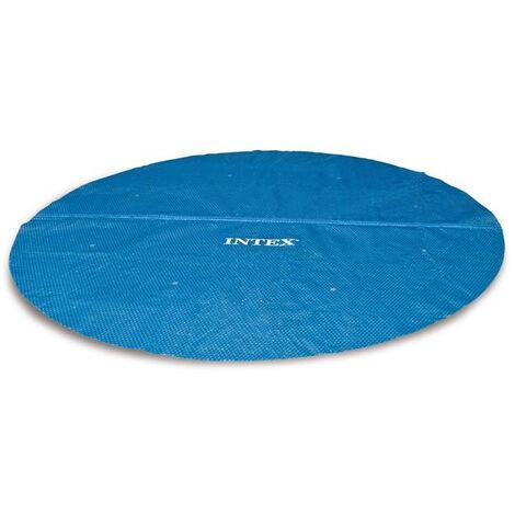 Bâche à bulles pour piscine Ø 2,44 m - Intex