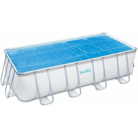 Bâche à bulles pour piscine 2,74x5,48m Summer Waves